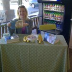Kokomo Frozen Yogurt Event with MommyMentor 2012