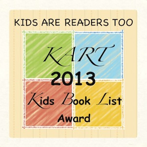 KART 2013 Kids Book List Award