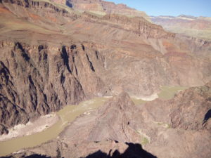 Colorado River at Plateau Point