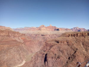 Plateau Point looking east to the Colorado River