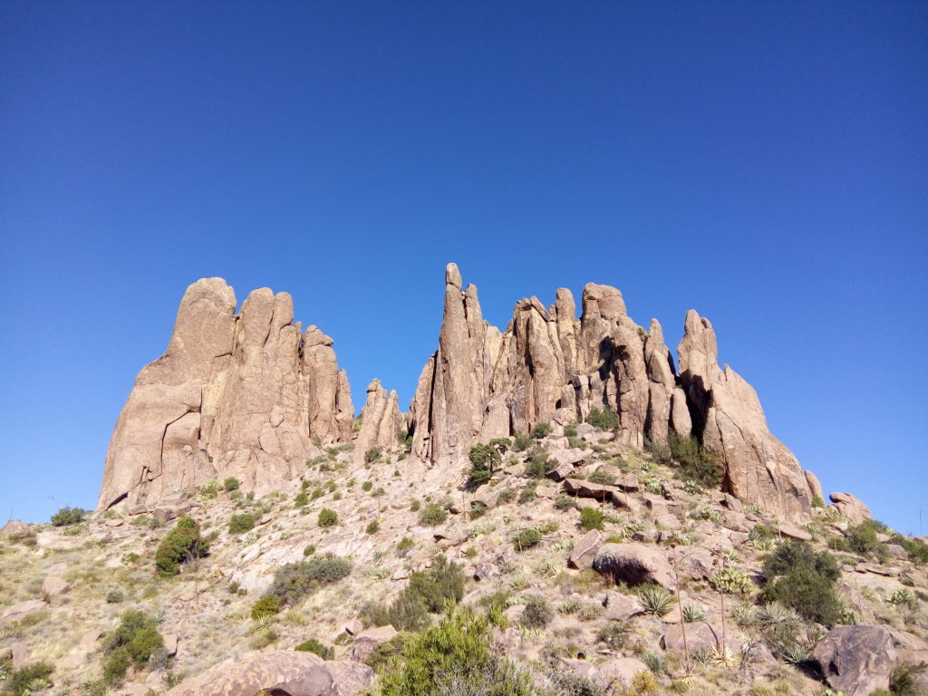 Superstition Peak 5024