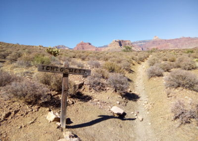 Tonto West Trailhead