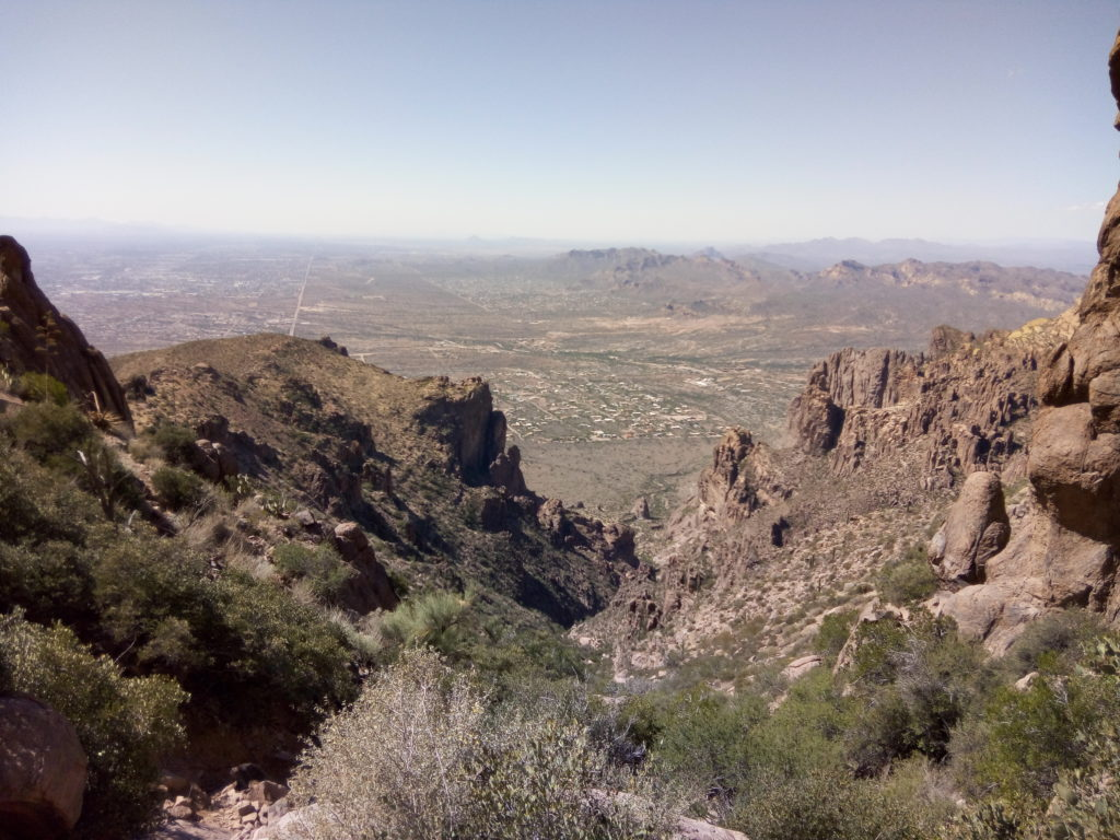 View from Siphon Draw Trail