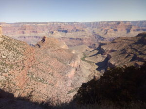 View of Indian Garden from Bright Angel Trail