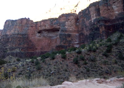 more canyon walls