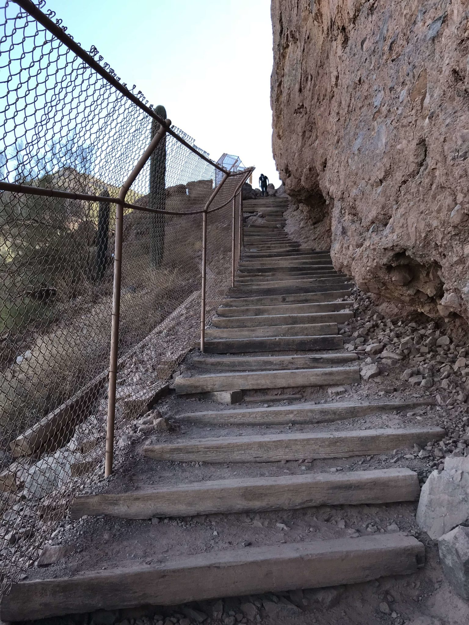Camelback Stairs