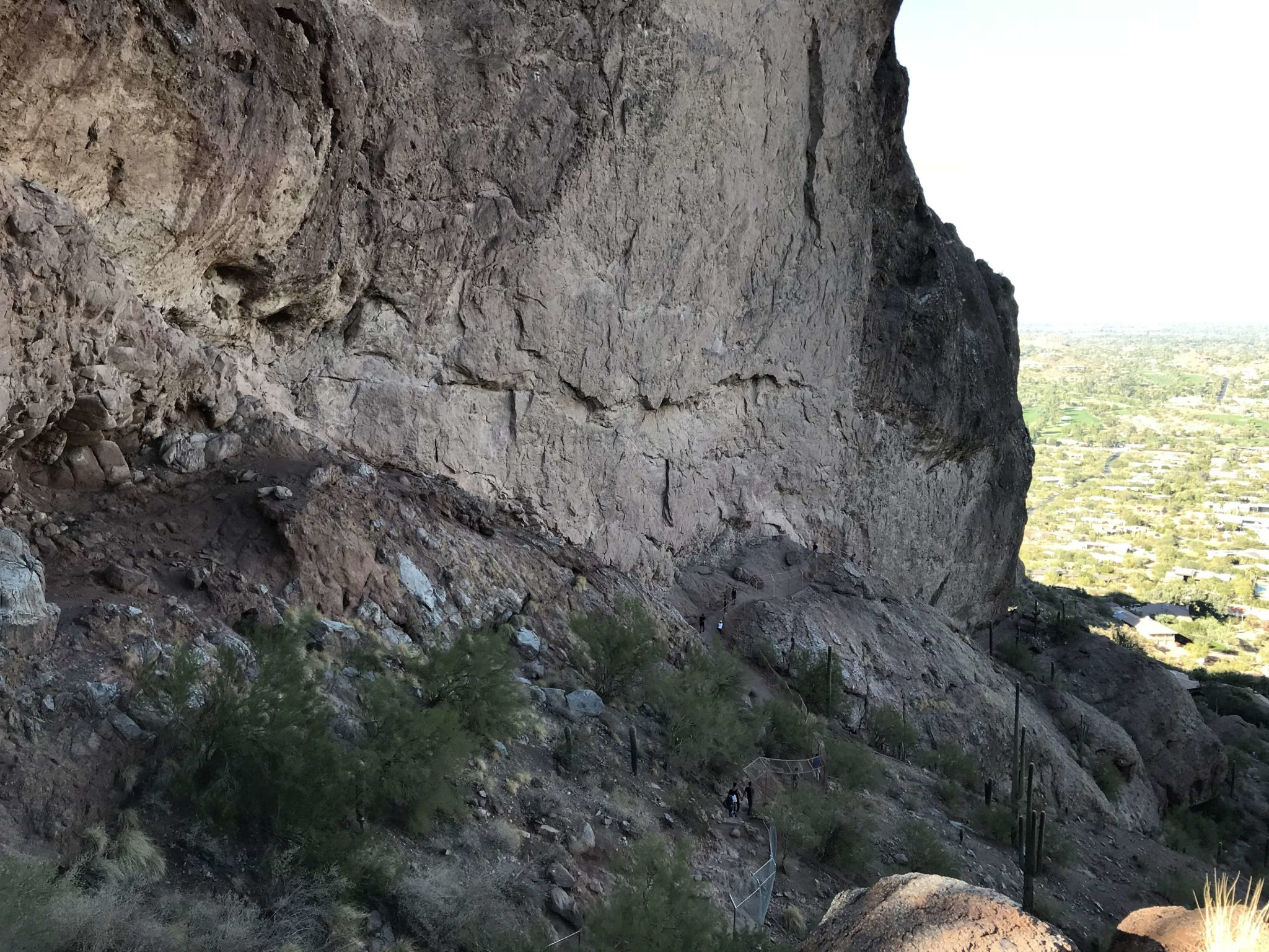 Echo Canyon Trail Route