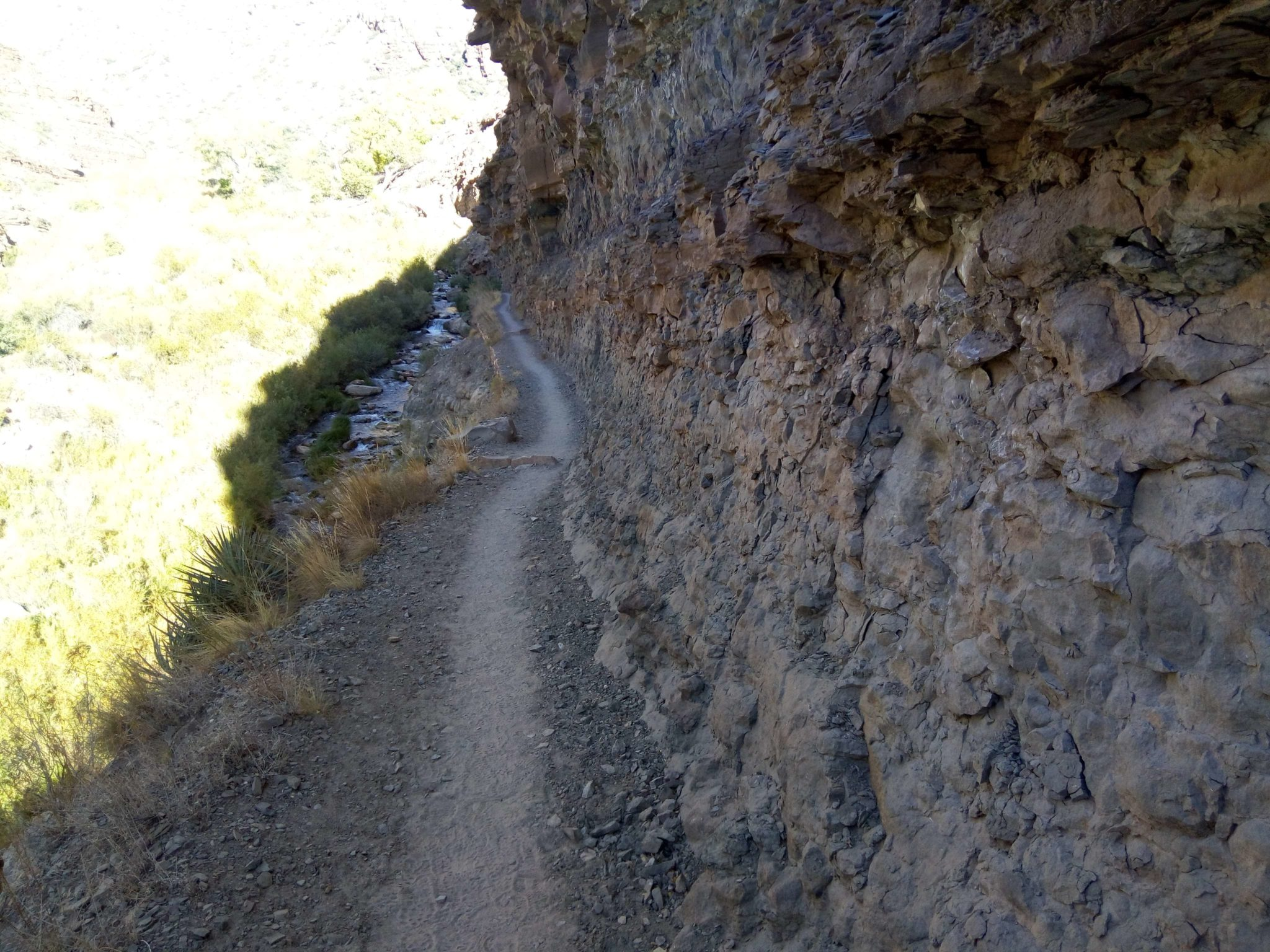 North Kaibab Trail to Cottonwood Campground