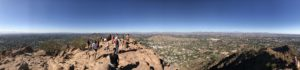 View of Phoenix from Camelback