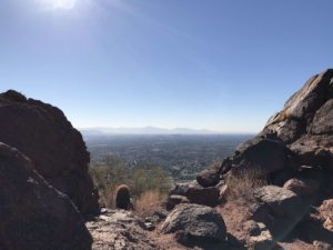 View of downtown phoenix