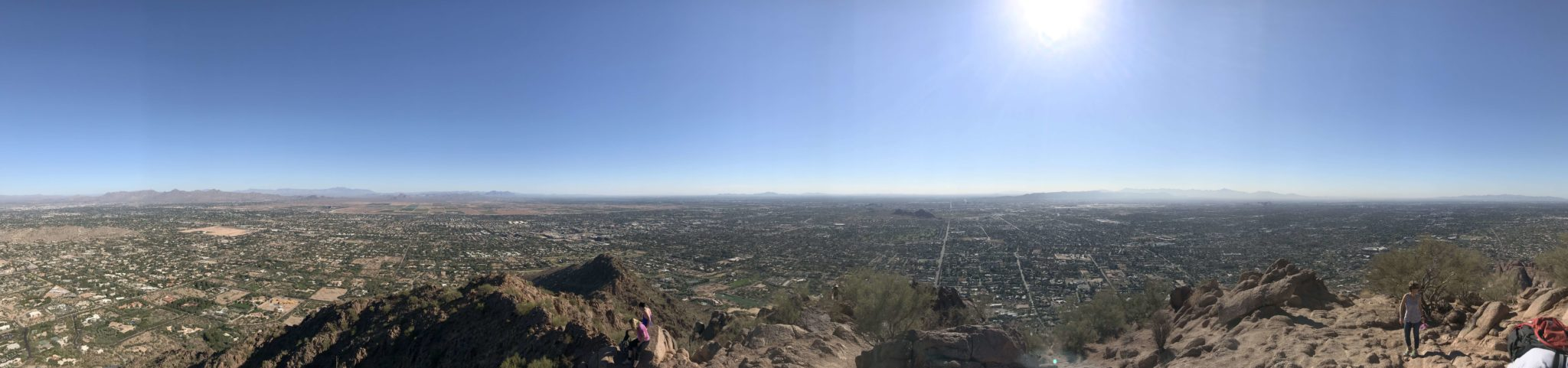 View of the Valley from Camelback
