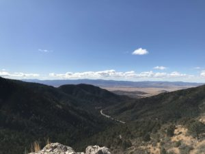 Yaeger Canyon View