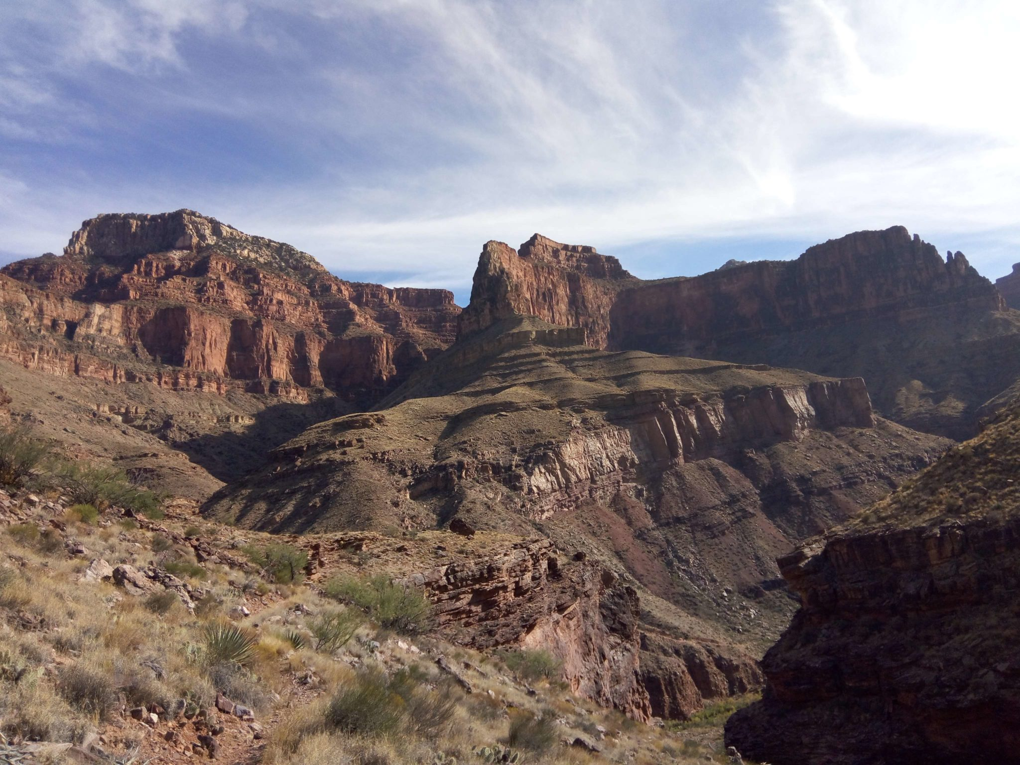 any view in the Grand Canyon is a great view
